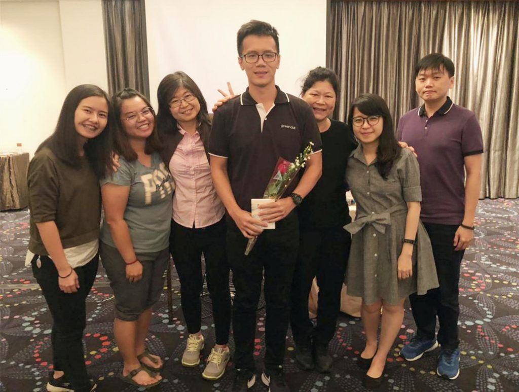 Bee Keng and colleagues