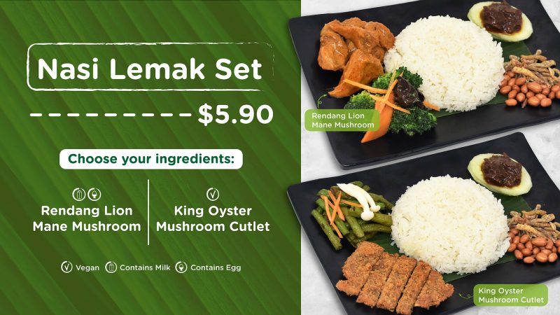 Greendot herbal porridge set