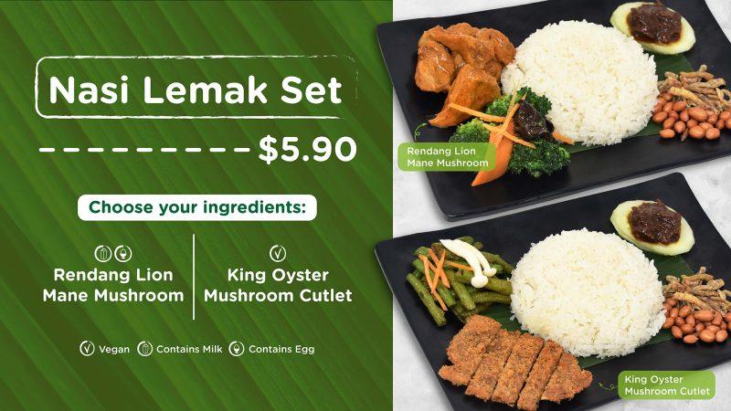 Greendot herbal porridge set